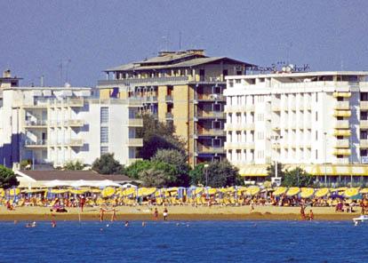 Appartamento Trilocale A Bibione Spiaggia Ca Laurana