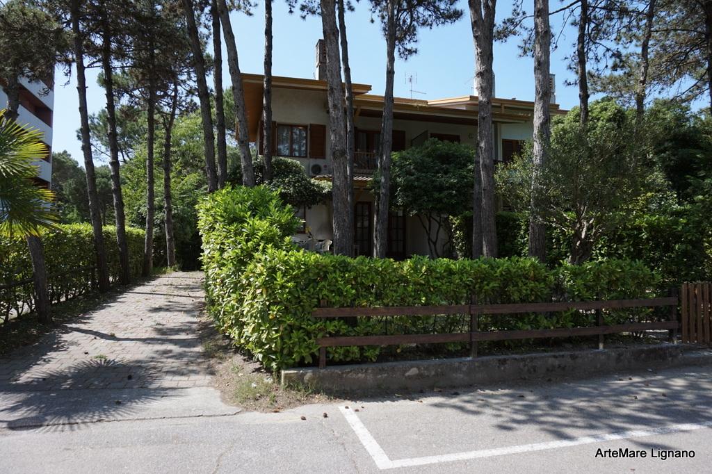 Appartamento Quadrilocale A Lignano Pineta Villa Nuccia