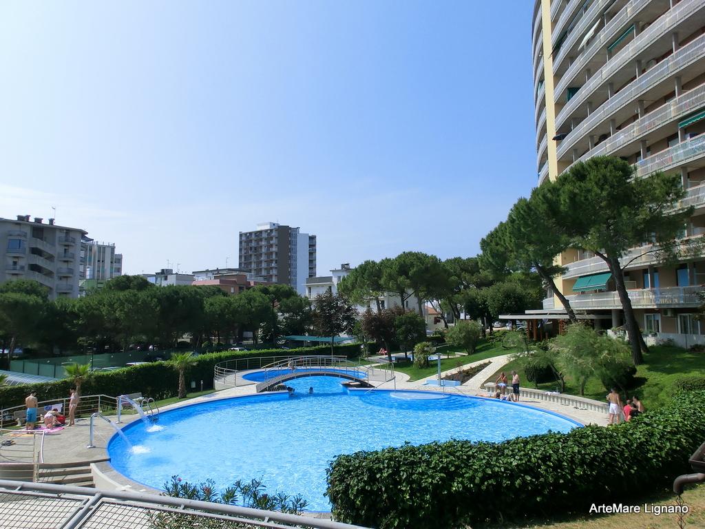 Wohnung einzimmerwohnung bis lignano sabbiadoro for Appartamenti lignano