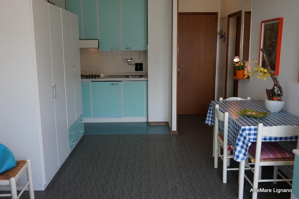 Wohnung Einzimmerwohnung Bis Lignano Sabbiadoro - Residence Cristallo