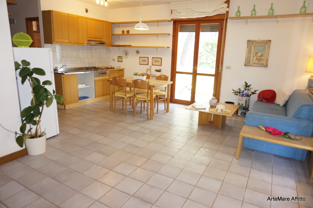 Wohnung Dreizimmerwohnung Bis Lignano Pineta Villa Valburga