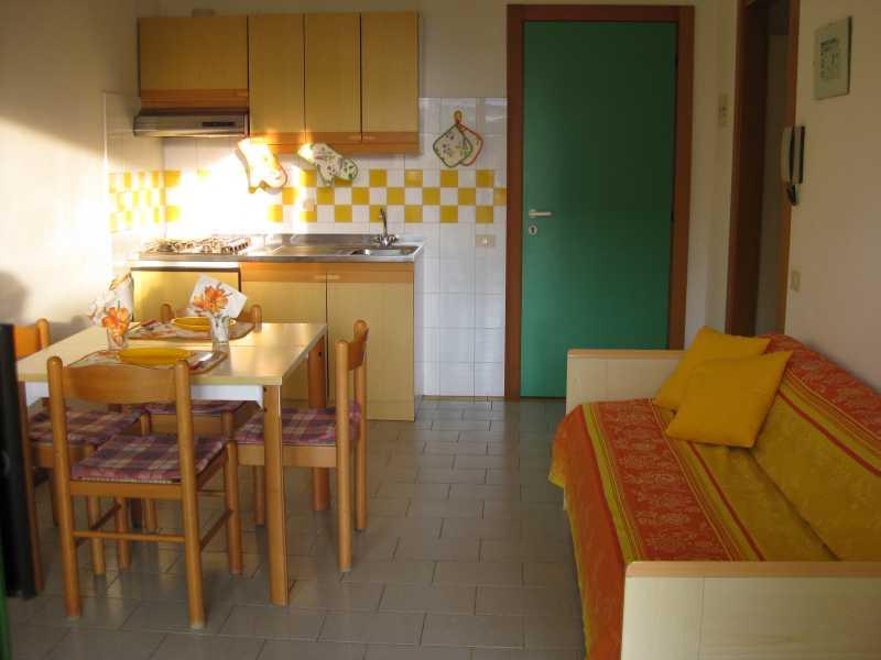 Appartamento Bilocale A Bibione Spiaggia Hibiscus
