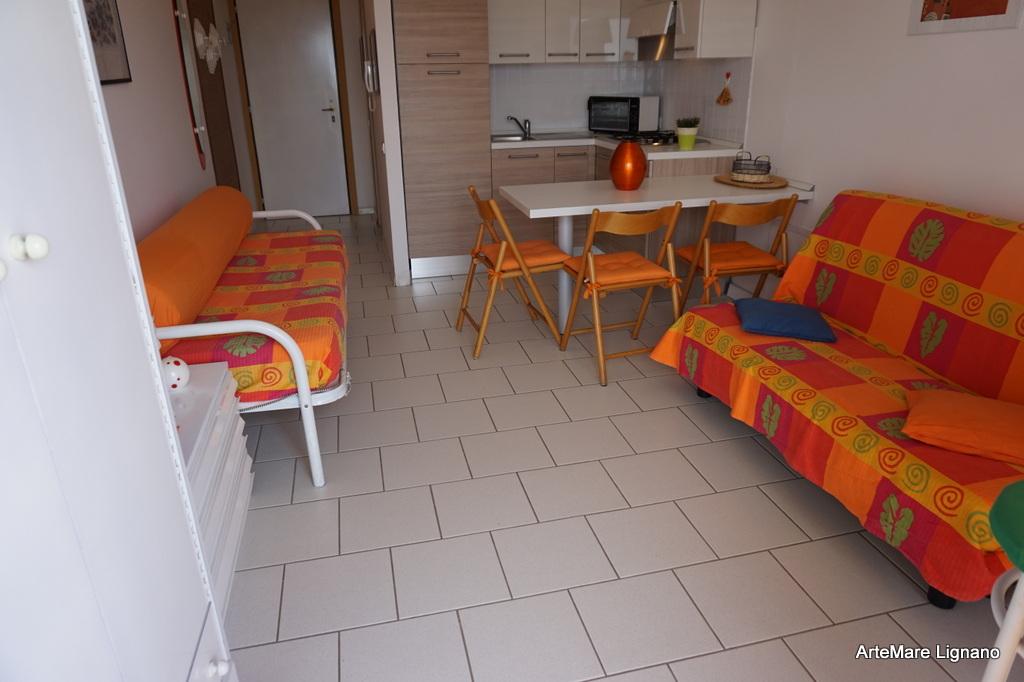 Appartamento Monolocale A Lignano Sabbiadoro Residence