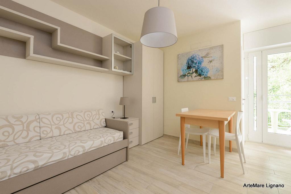 residence grecale bilder 2 wohnung bis lignano pineta einzimmerwohnung residence grecale - Einzimmerwohnung