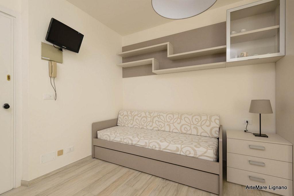 Wohnung Einzimmerwohnung Bis Lignano Pineta Residence