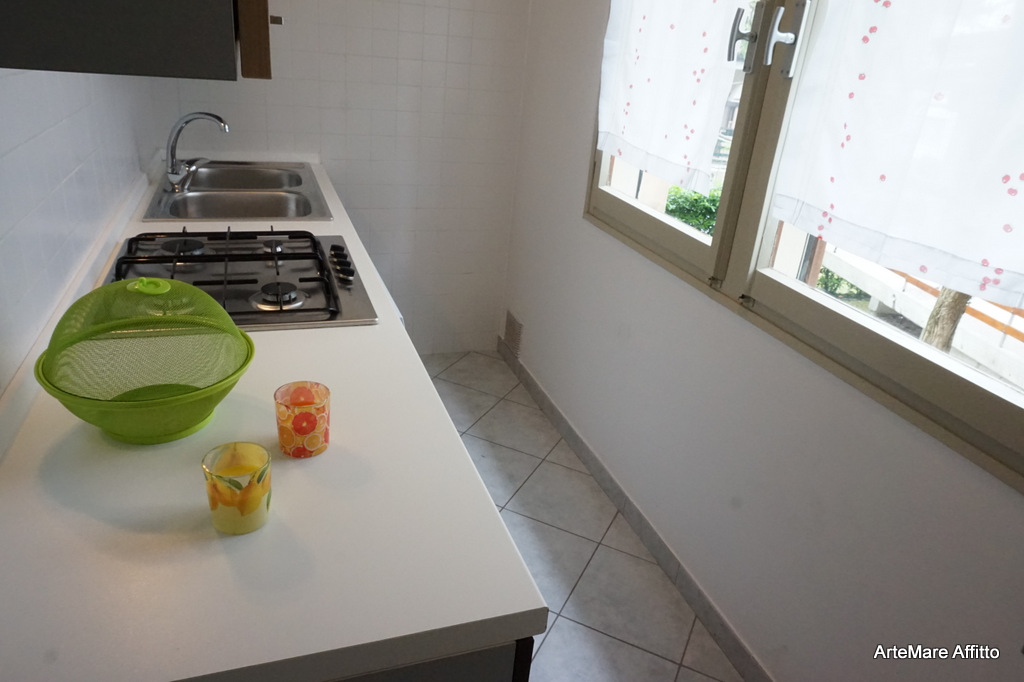 Wohnung dreizimmerwohnung bis lignano pineta villa c marina for Bagno 7 bis lignano pineta