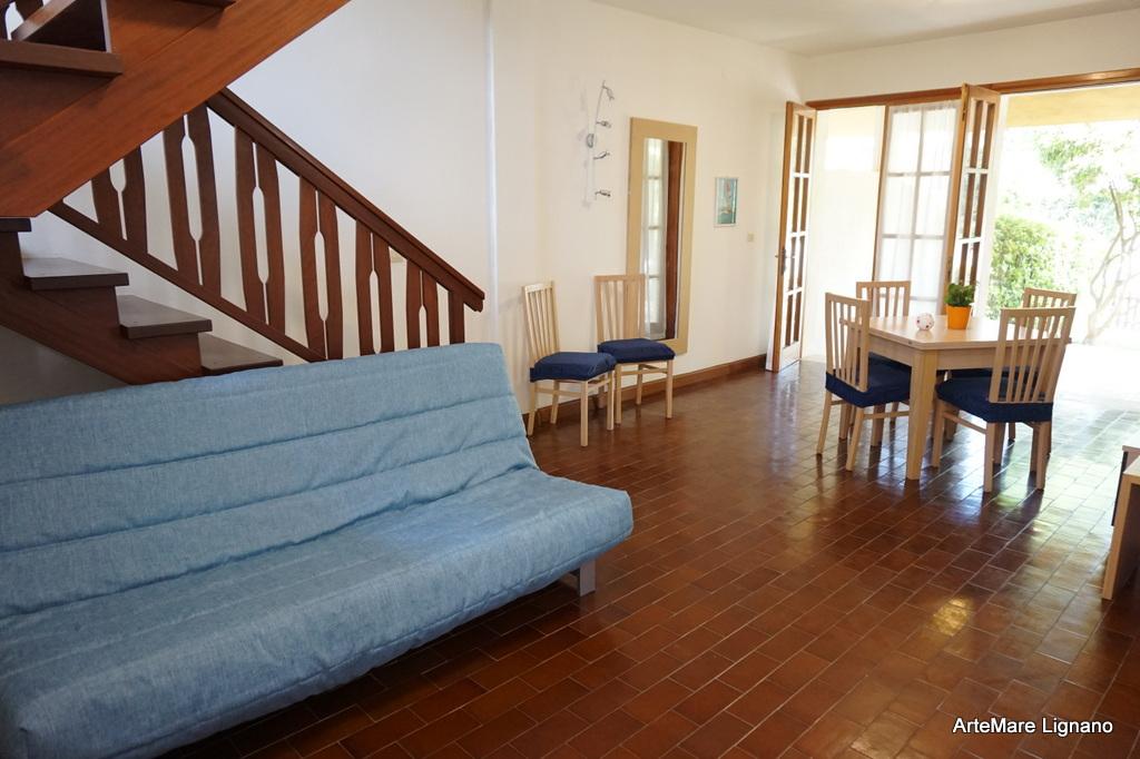Wohnung Vierzimmerwohnung Bis Lignano Pineta Villa Nuccia