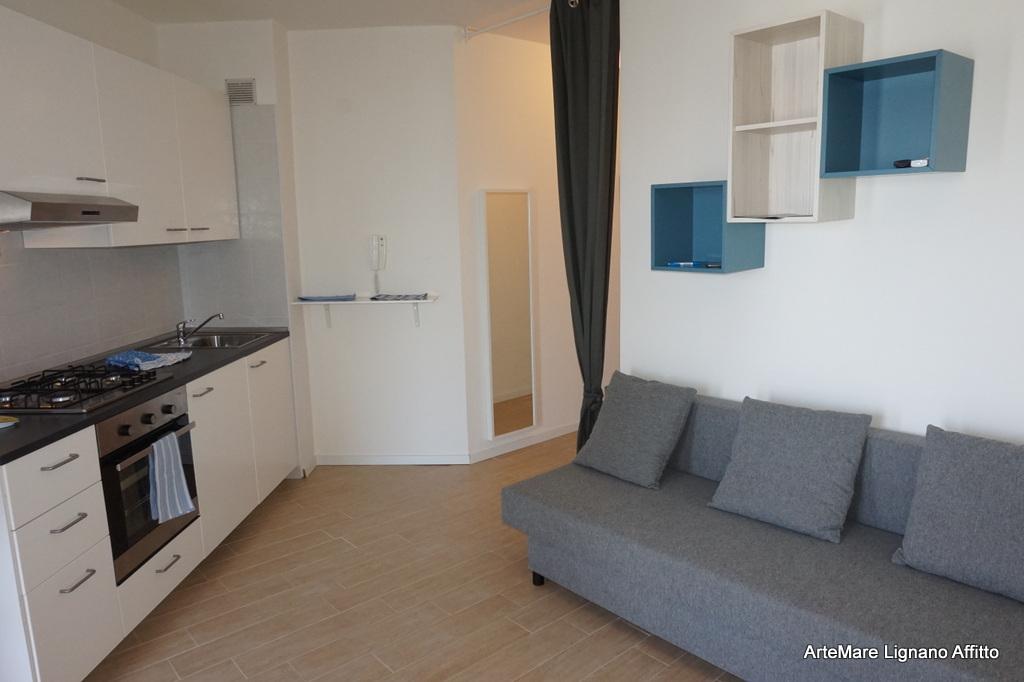 Wohnung Einzimmerwohnung Bis Lignano Sabbiadoro - Residence Bianco