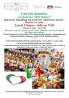 Festa della Repubblica con fantastici �Sfizi Italiani �